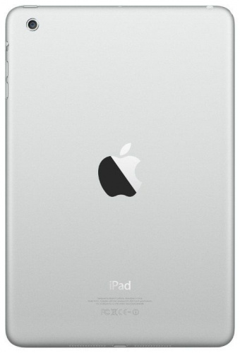 Apple iPad mini 32Gb Wi-Fi White (MD532RS/A) выводы элементов