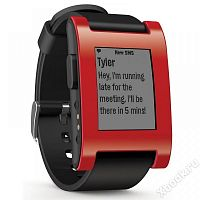 Pebble Classic Red/Black