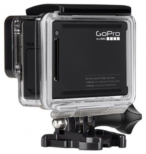 GoPro HERO4 Black вид сбоку